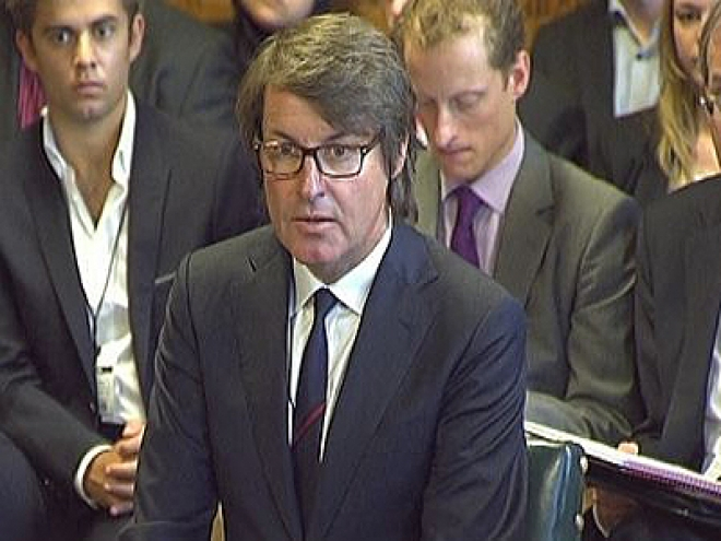 G4S boss admits firm's reputation is in 'tatters'