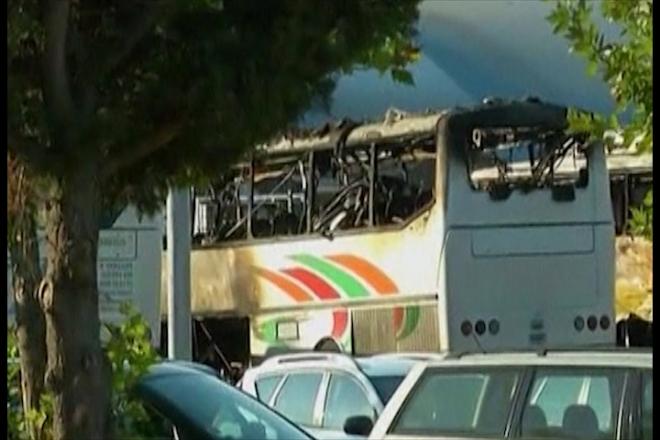Suicide bomber link to Israeli tourist bus blast
