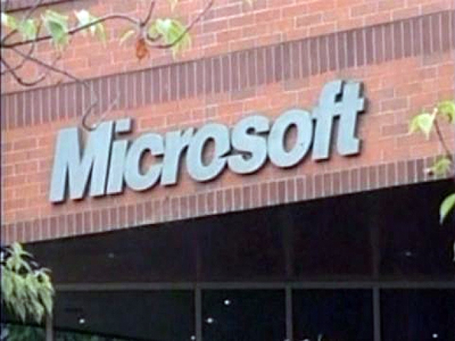 Microsoft Posts First-Ever Loss After aQuantive Writedown
