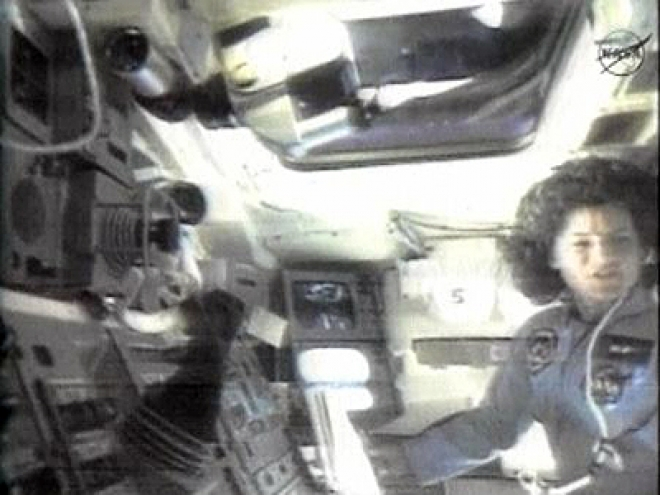 First US woman in space, dies aged 61