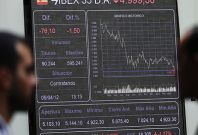 Shares Stall as Growth weakens