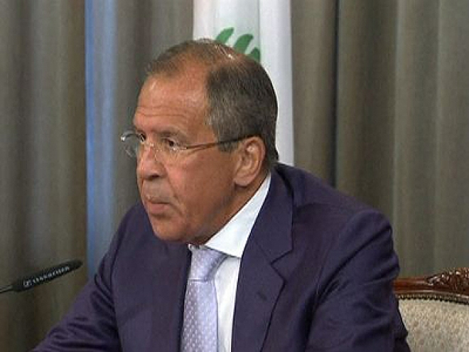 America justifying 'terrorism' in Syria: Russian Foreign Minister