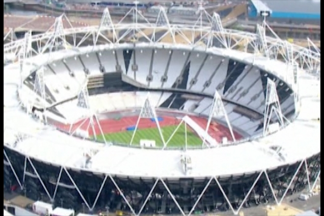 London 2012 Olympics opening ceremony set to begin
