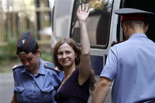 Pussy Riot trial begins in Moscow