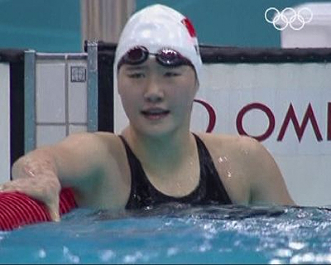 London 2012: Chinese swimmer denies doping