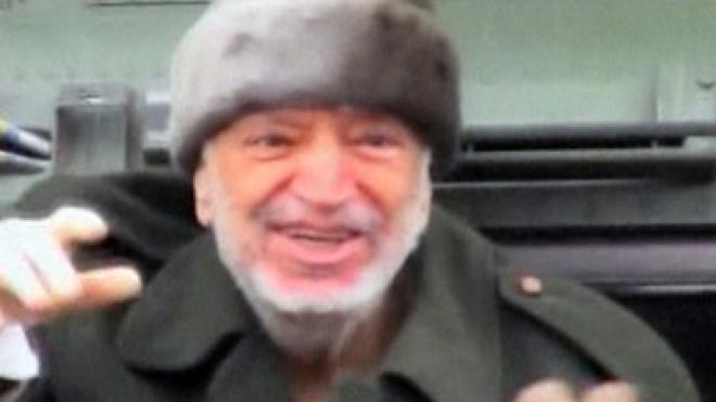 Yasser Arafat's widow files murder case in France