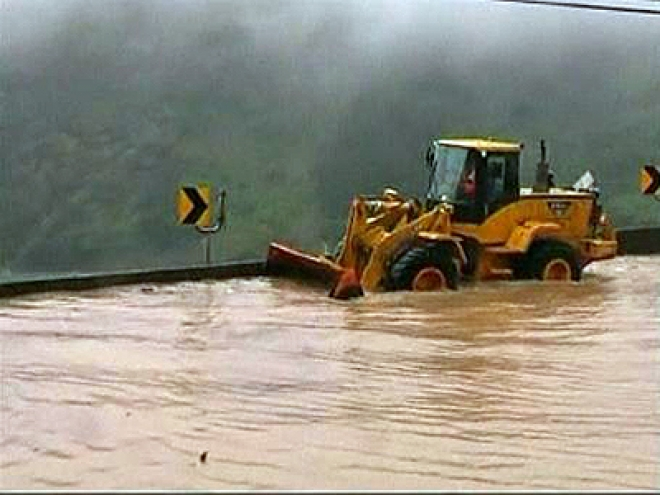 Taiwan Braces Itself for Typhoon Saola