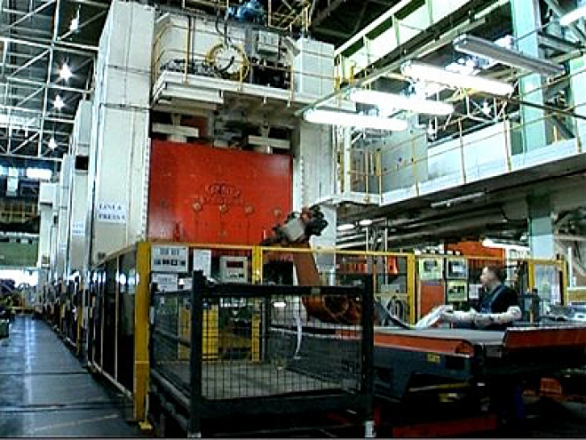 UK Manufacturing Output Plunges: 3 Year low