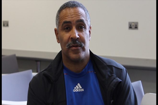 Interview with decathlon star Daley Thompson