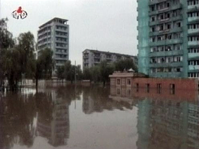 North Korea pleads for Emergency Supplies after floods
