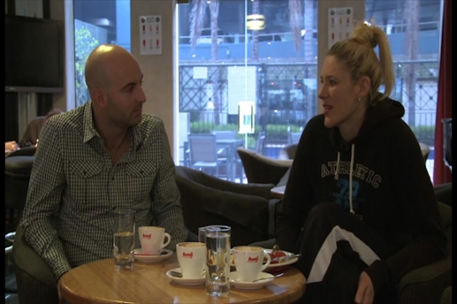 Interview with Aussie basketballer Lauren Jackson