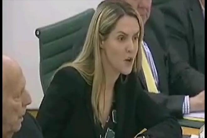 Louise Mensch quits the Commons
