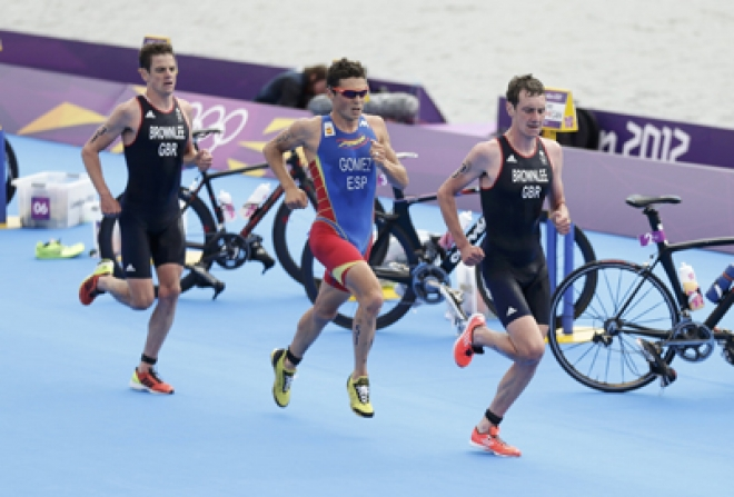 Great Britain equal Beijing gold medal haul at London 2012