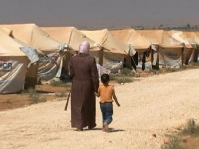 Britain boosts aid to Syrian refugees in Jordan