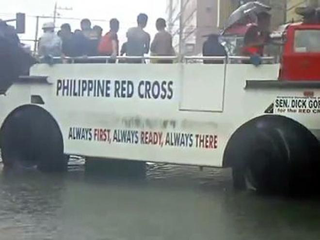 16 Dead in Manila Floods
