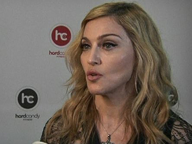 Madonna gives outspoken support to Pussy Riot in Moscow