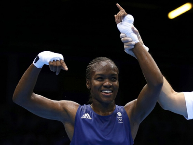 Team GB: Possible Silver for Nicola Adams in Flyweight boxing
