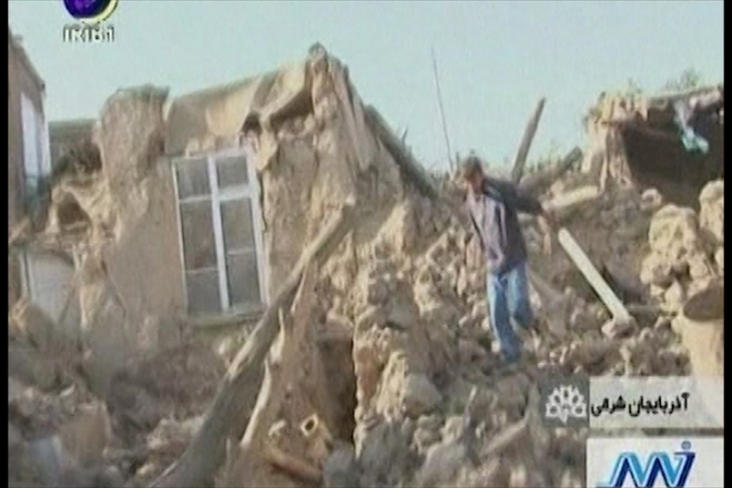 Iran earthquakes: search for survivors called off