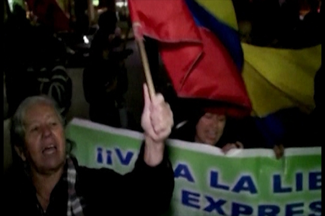 Ecuador angry and defiant over Julian Assange