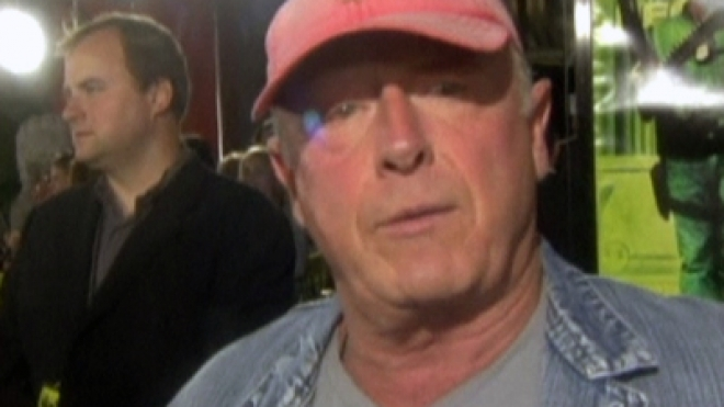 Hollywood director Tony Scott jumps to death from bridge