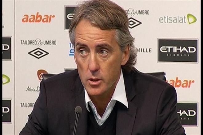 Mancini frets over Aguero injury,  United offered Kaka on loan