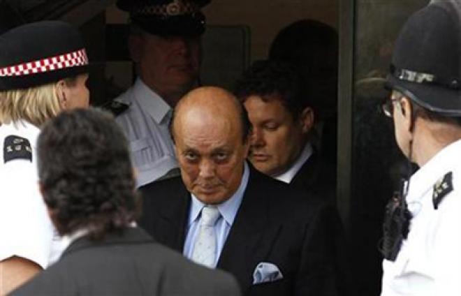 Asil Nadir sentenced to 10 years