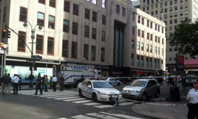 Deadly shootout near New York's Empire State building