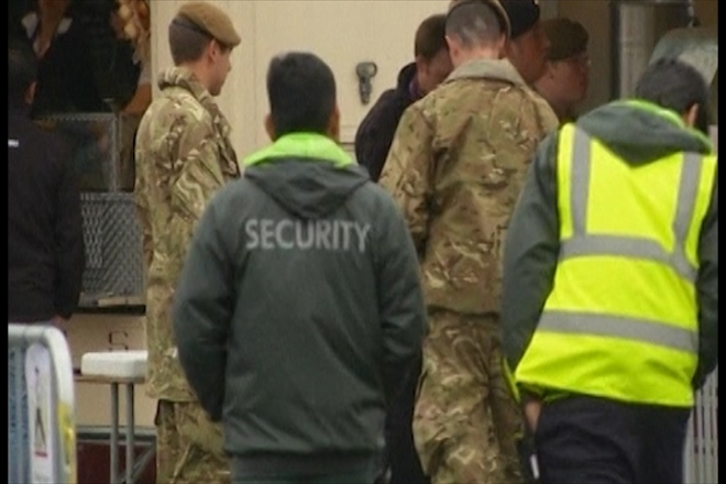 G4S Olympics Security Fiasco Cost £50m