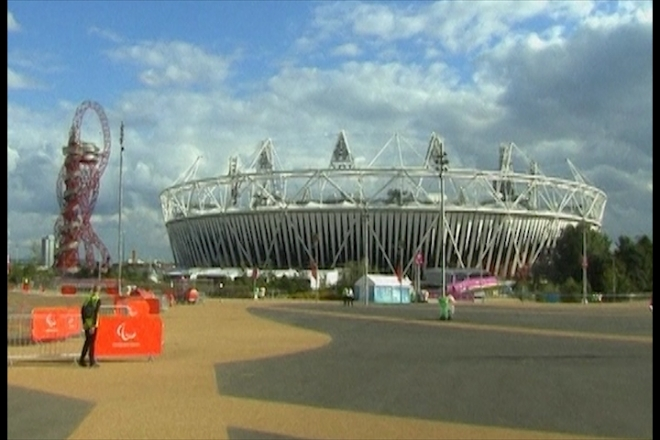 London 2012 Paralympics opening ceremony set to begin