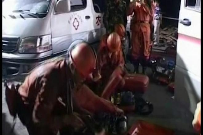 China coal mine explosion kills nearly 50 people