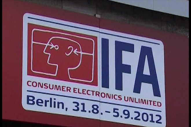 Samsung and Sony dazzle at IFA 2012