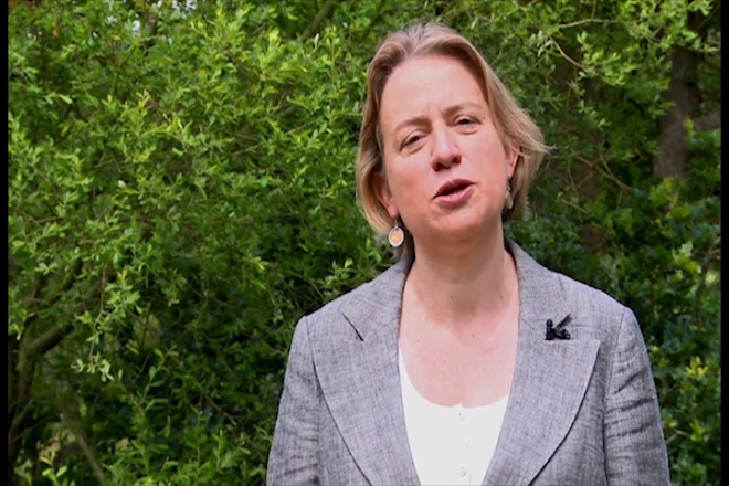 Natalie Bennett elected as new Green Party leader