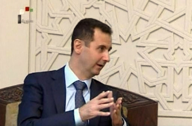 Head of Red Cross meets with Assad in Syria
