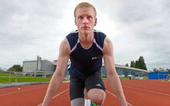 Fast Jonnie prepares for showdown with Pistorius