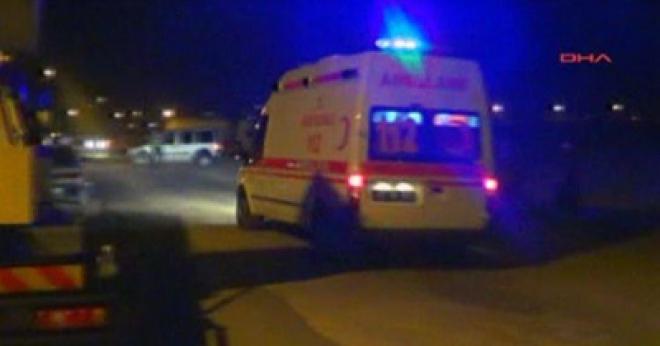 Turkey grenade depot blast kills 25