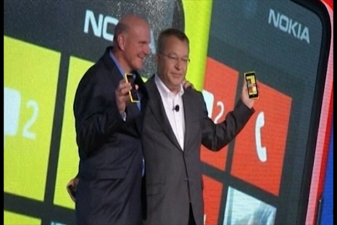 Nokia launches first Windows 8 smartphones