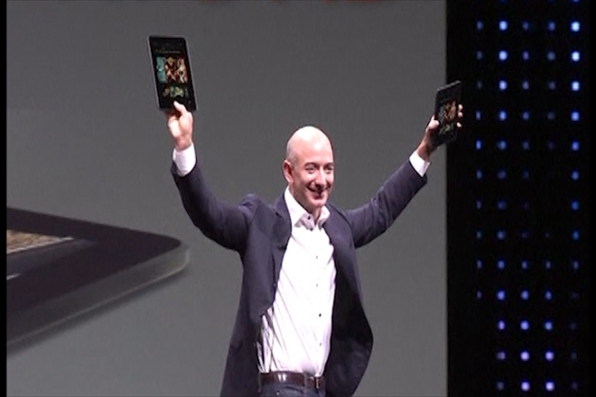 Amazon announces Kindle Fire tablets coming to UK