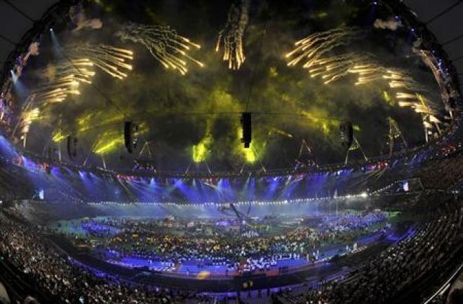 Spectacular Paralympics 2012 Closing Ceremony