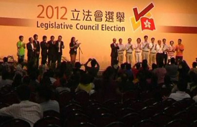 Slim victory for Pro-democrats in Hong Kong elections