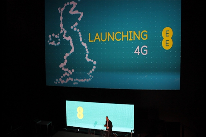 Everything Everywhere launches 4G in UK