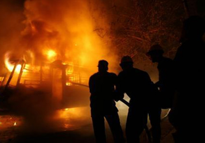 Almost 200 dead in two horrific Pakistani factory fires