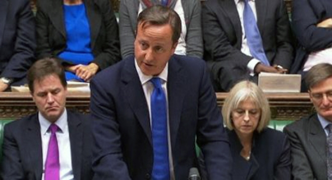 Hillsborough: David Cameron - I am 'profoundly sorry'