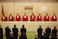 Markets Rise on German Court Ruling