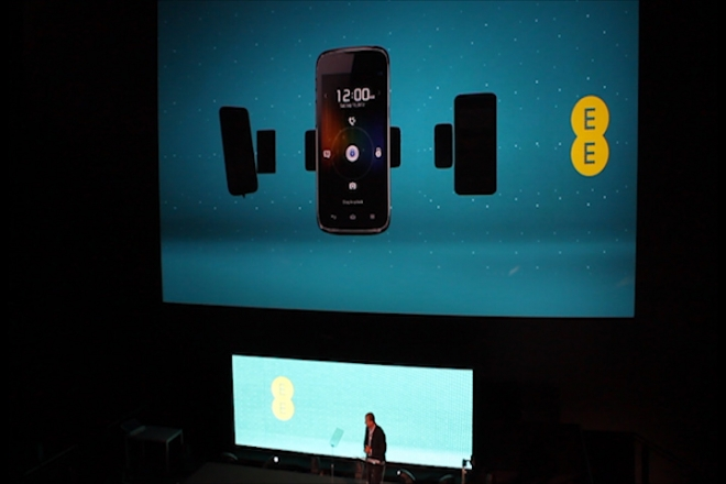 EE hints at iPhone 5 on UK's 4G network