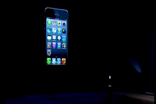 Apple iPhone 5 announced