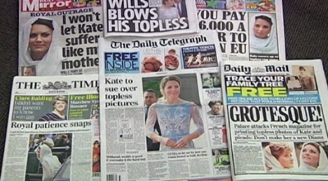 Closer editor faces royal lawyers over Kate topless pics