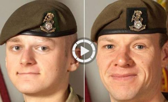 Two British Soldiers Shot Dead By Rogue Afghan