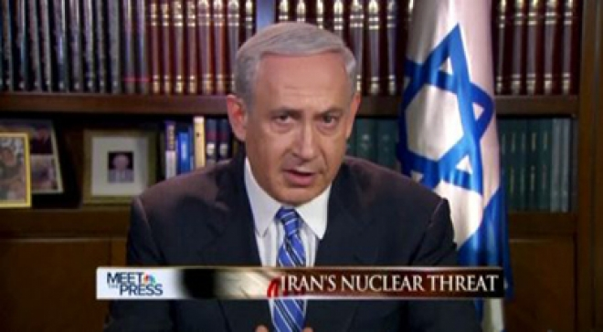 Israeli PM Netanyahu: Iran months from nuclear bomb