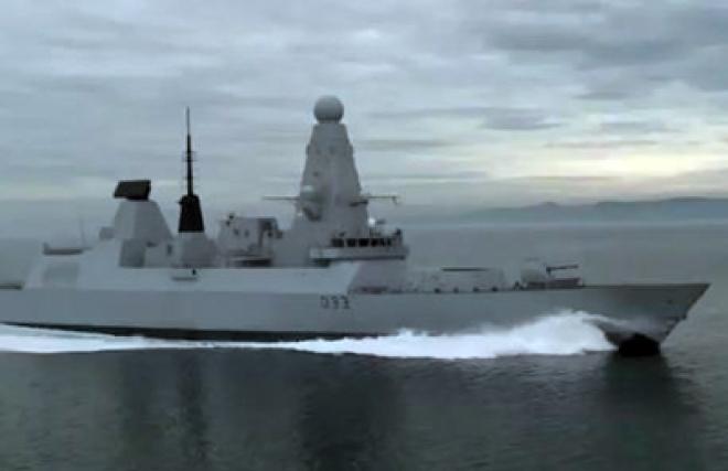 UK Joins Persian Gulf Naval War Games