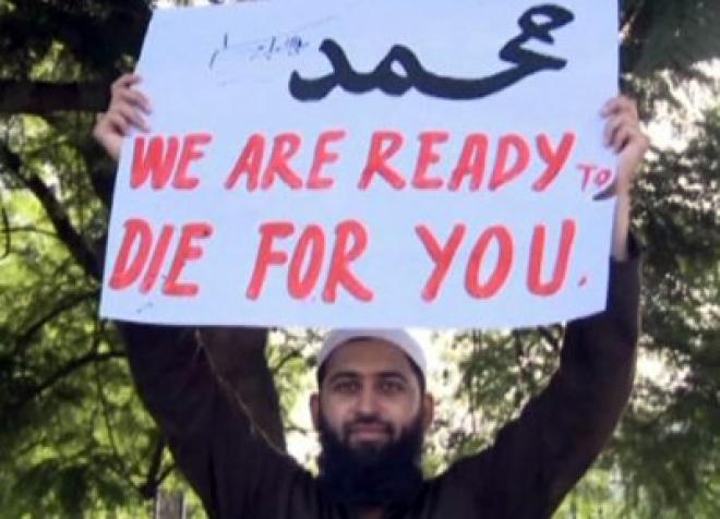 Obama condemns Anti-Muslim film on Pakistan TV